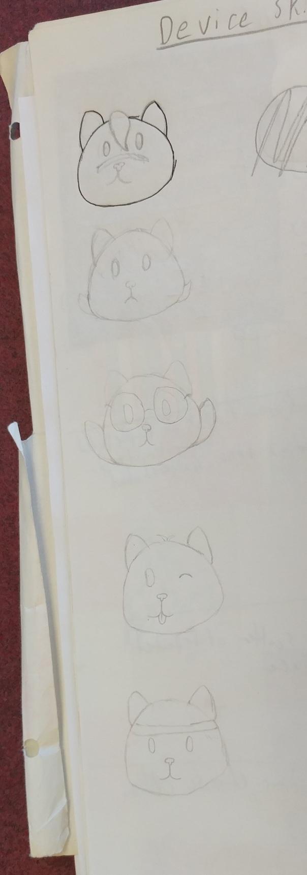 Cats Sketch